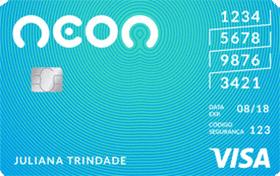 Cartão de Crédito Neon Visa