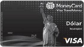Cartão MoneyCard Banco Paulista Visa TravelMoney